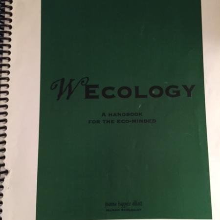 Wecology handbook, wecology, wecologist, hippocrateas, joanna kappele