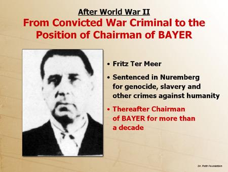 Codex Alimentarius, Ban Bayer, #banbayer, #boycottbayer, monsanto bayer merger
