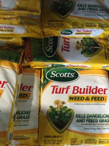 turf builder home depot