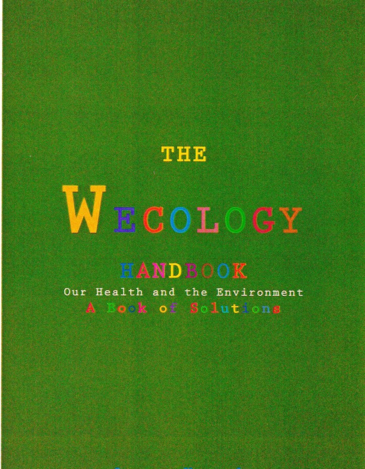 wecology, wecology lab, wecologist, wecology handbook, joanna kappele