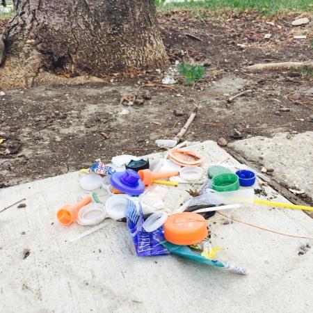 plastic litter, end litter, #endlitter, wecologist, wecology handbook, wecology