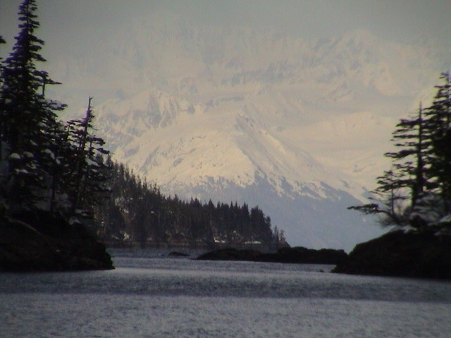Prince William Sound 2007